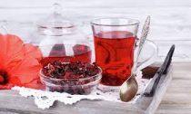 Укрепляет иммунитет и снимает воспаления: полезные свойства чая каркаде