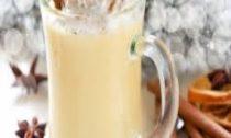 Гоголь-моголь с кофе и молоком